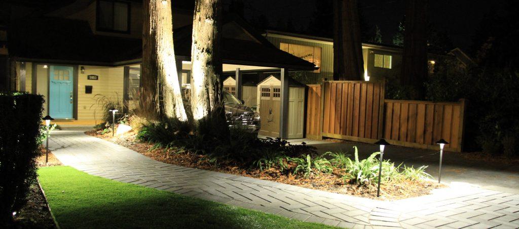 Path lights and uplights
